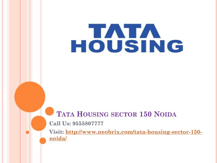 Tata Housing sector 150