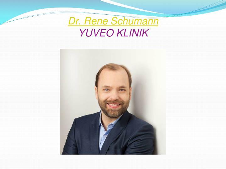 Dr. Rene Schumann