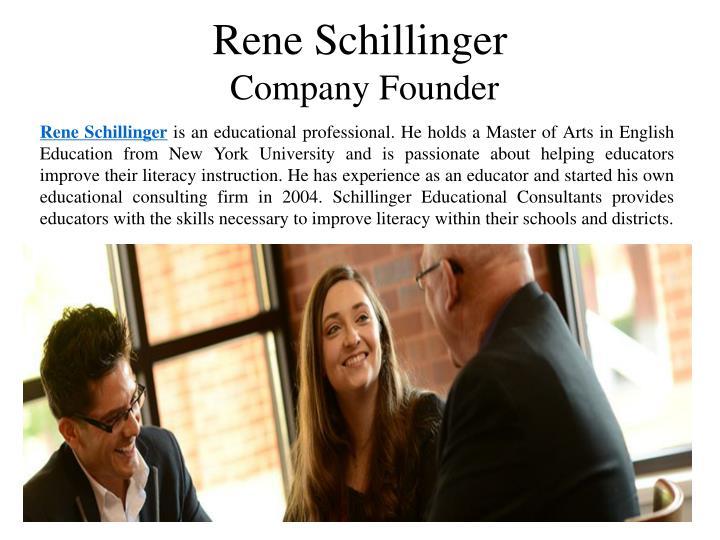 Rene Schillinger