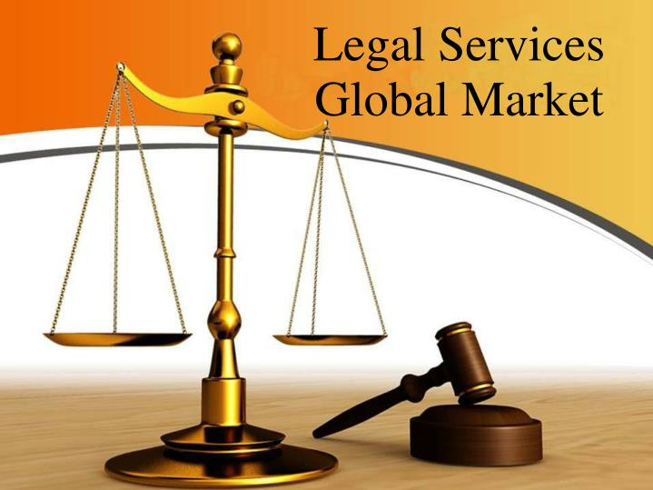 Legal services global market