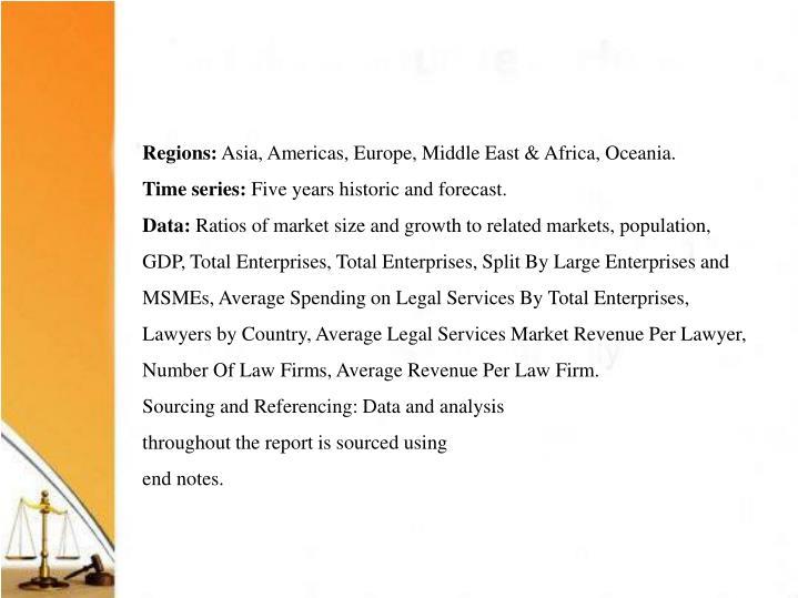 Regions: