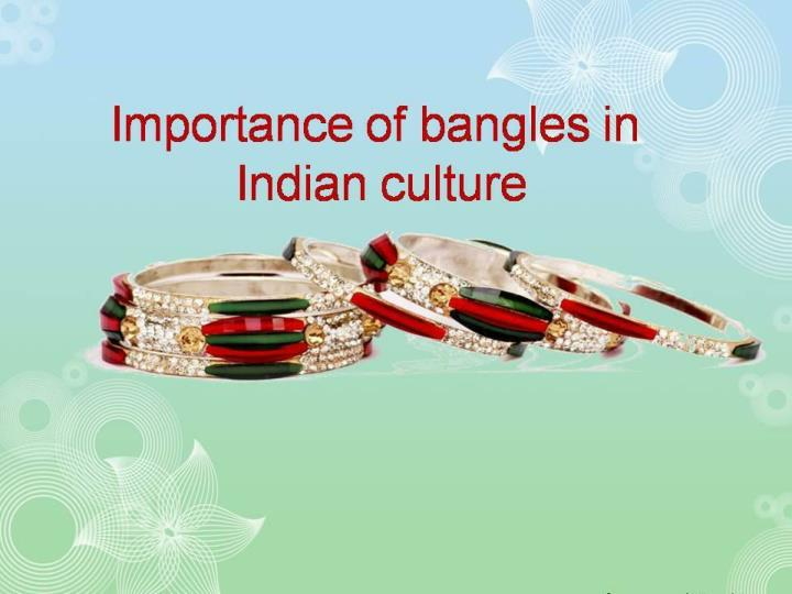 A bangle is a standout amongst the most vital decorations that an indian lady wears for wedded ladies bangles hold an