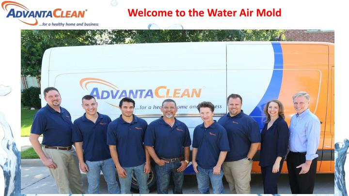 Welcome to the Water Air Mold
