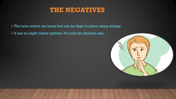 The Negatives