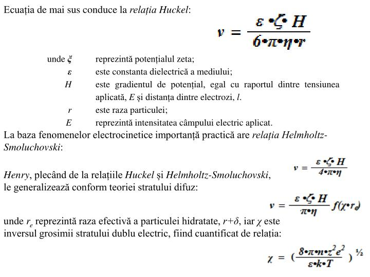 Ecuația