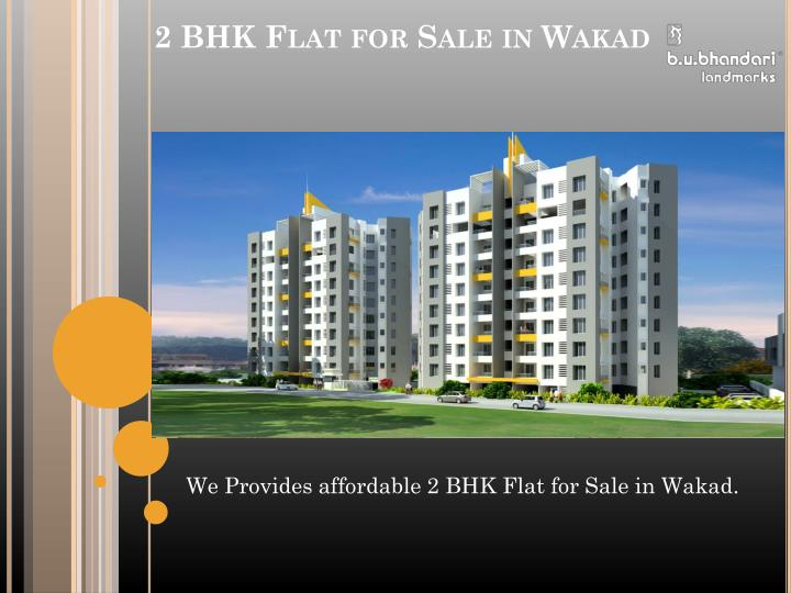 2 BHK Flat for Sale in