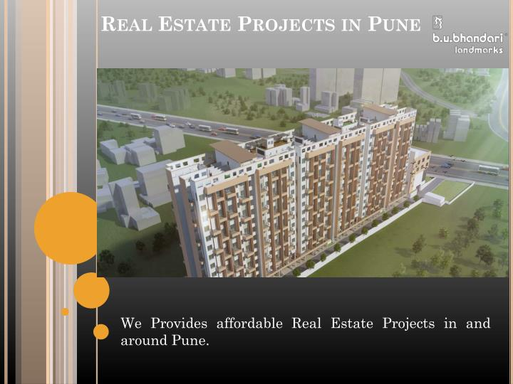 Real Estate Projects in Pune