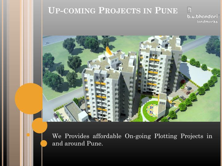 Up-coming Projects in Pune