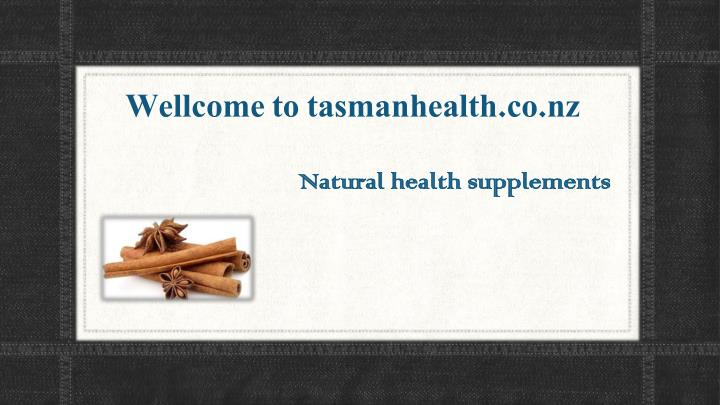 Wellcome to tasmanhealth co nz