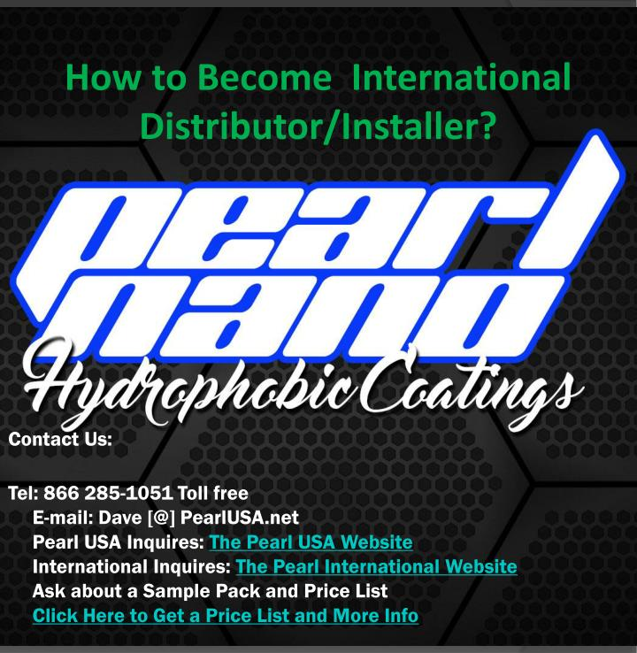 How to Become  International Distributor/Installer?