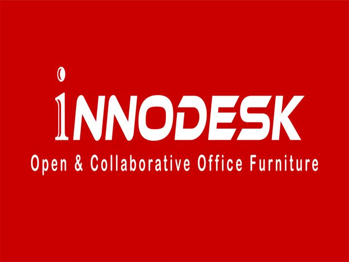 Modular office furniture by innodesk