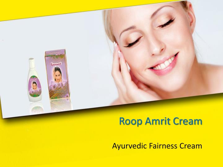 Roop amrit cream