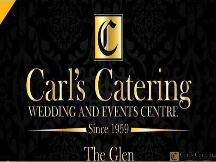Wedding venues catering services in brampton