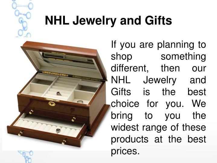 NHL Jewelry and Gifts