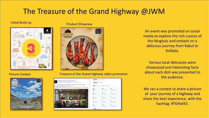 The Treasure of the Grand Highway @JWM