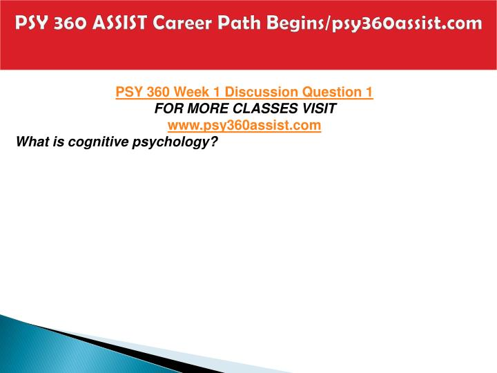 Psy 360 assist career path begins psy360assist com2