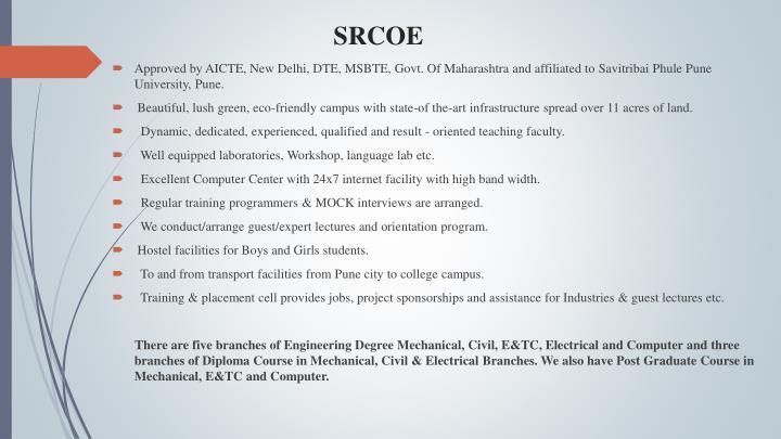 SRCOE