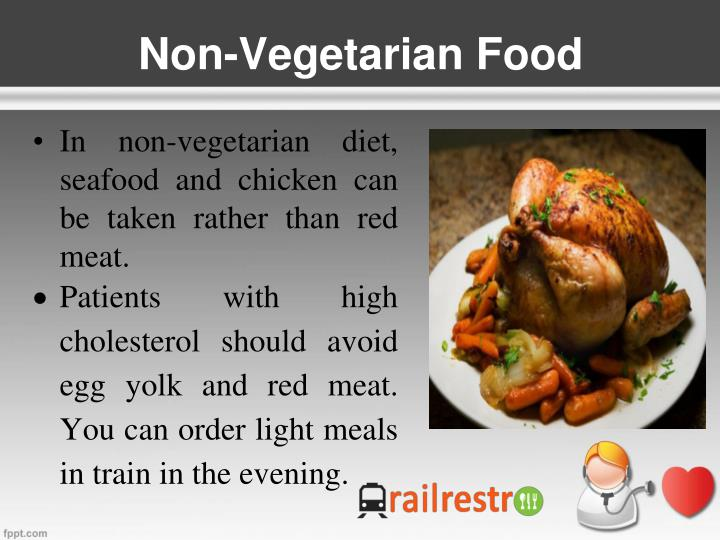 Non-Vegetarian Food