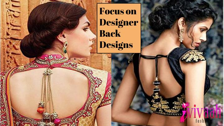 Focus on Designer Back Designs