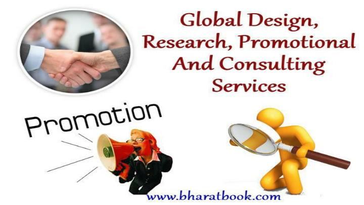 Global design research promotional and consulting services