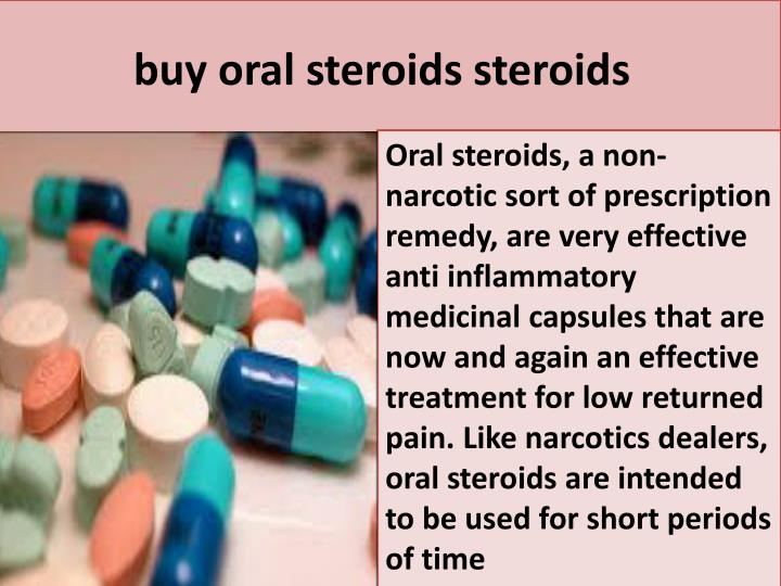 Buy oral steroids steroids