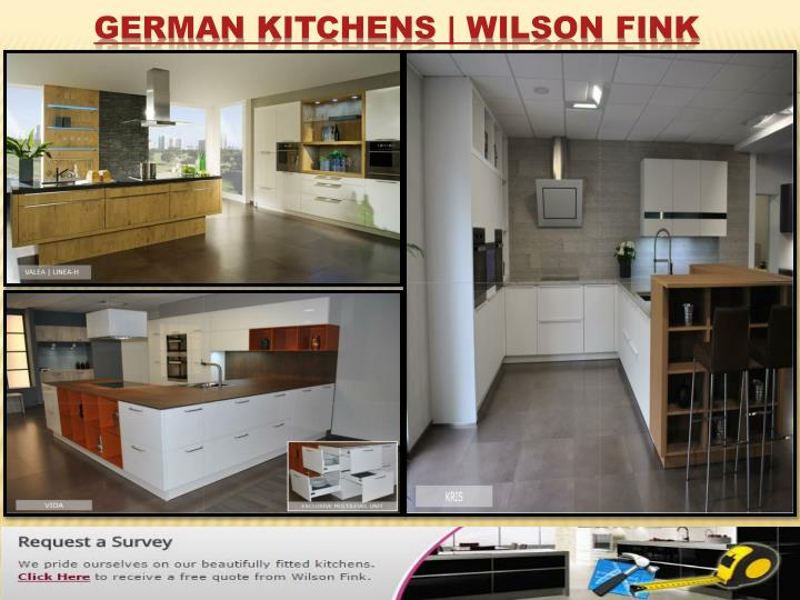GERMAN KITCHENS | WILSON FINK