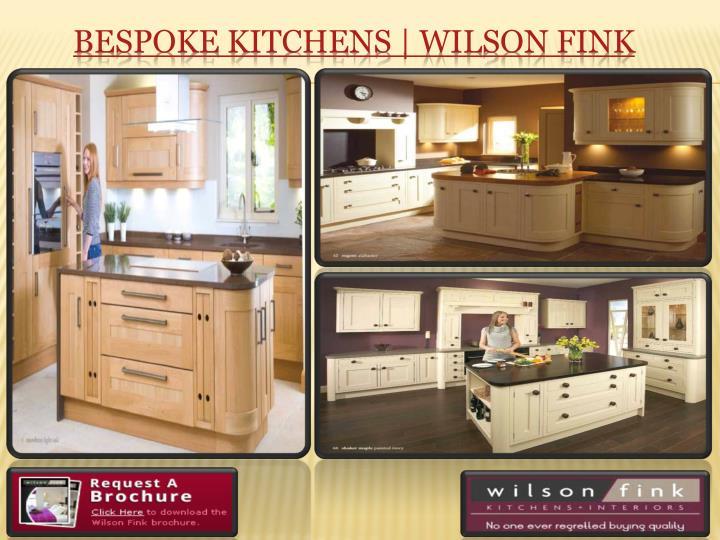 BESPOKE KITCHENS | WILSON FINK
