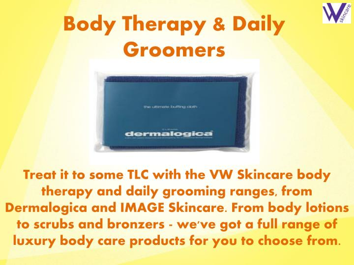 Body therapy daily groomers1