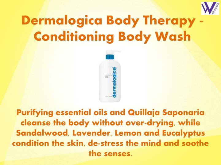 Dermalogica Body Therapy - Conditioning Body Wash