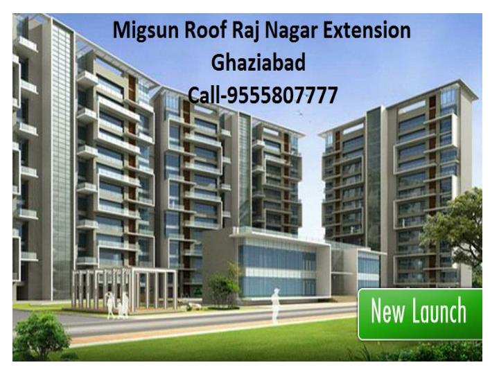 Migsun roof residential apartments