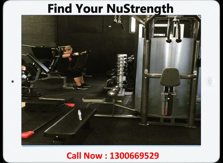 Find your nustrength