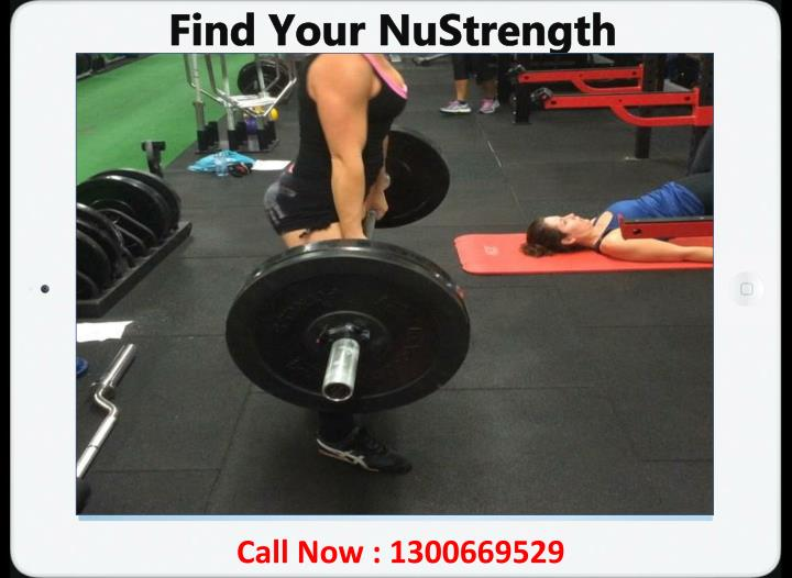 Find your nustrength1