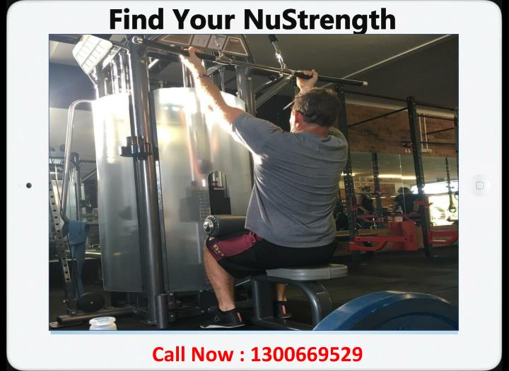 Find your nustrength2