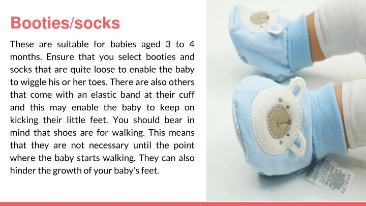 Booties/socks