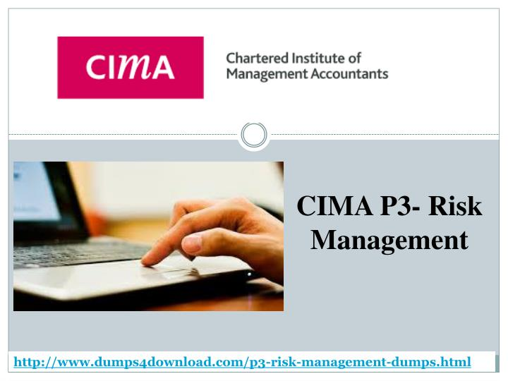 Cima p3 risk management