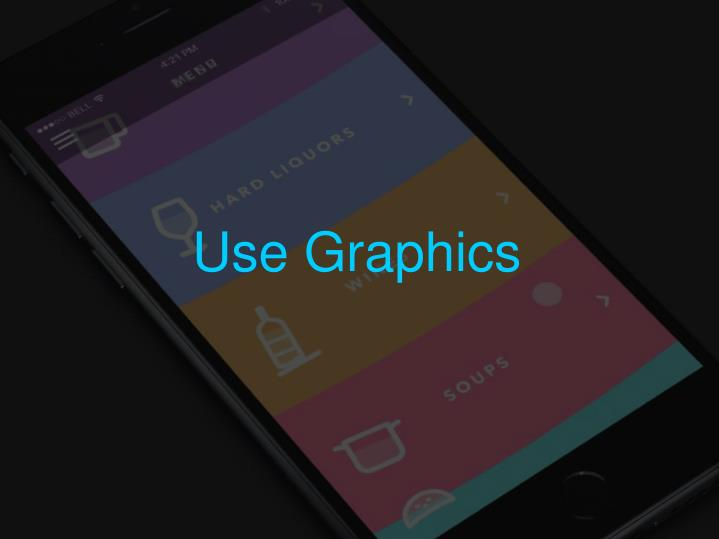 Use Graphics