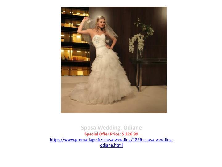 Sposa Wedding, Odiane
