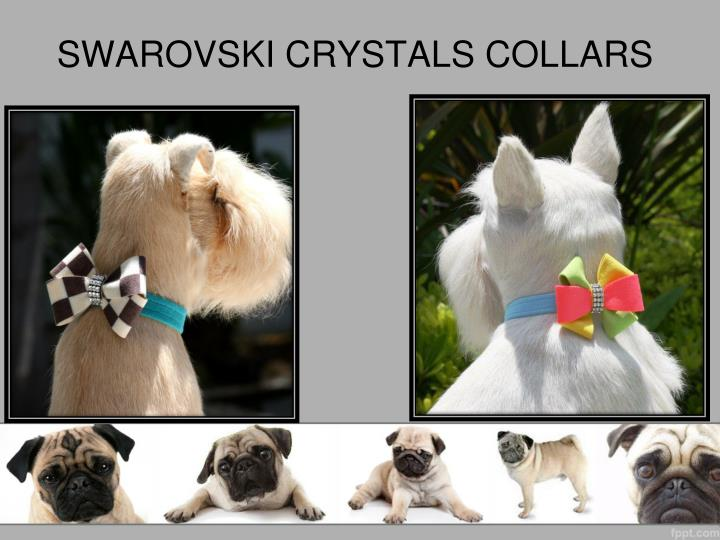 SWAROVSKI CRYSTALS COLLARS