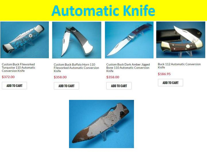 Automatic Knife