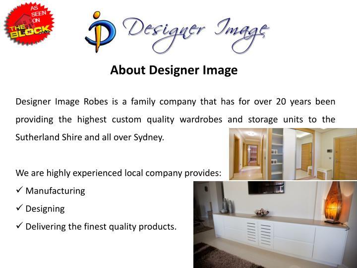 About Designer Image