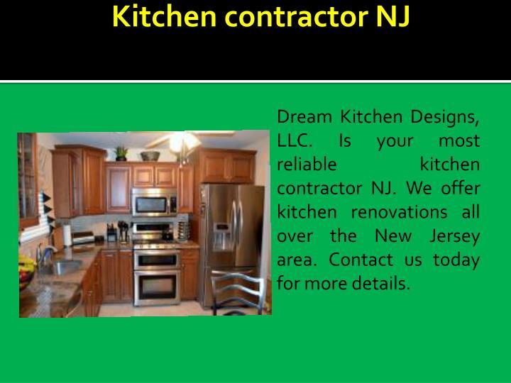 Kitchen contractor NJ