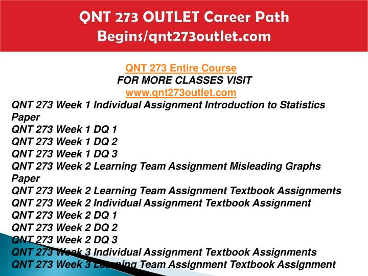 Qnt 273 outlet career path begins qnt273outlet com1