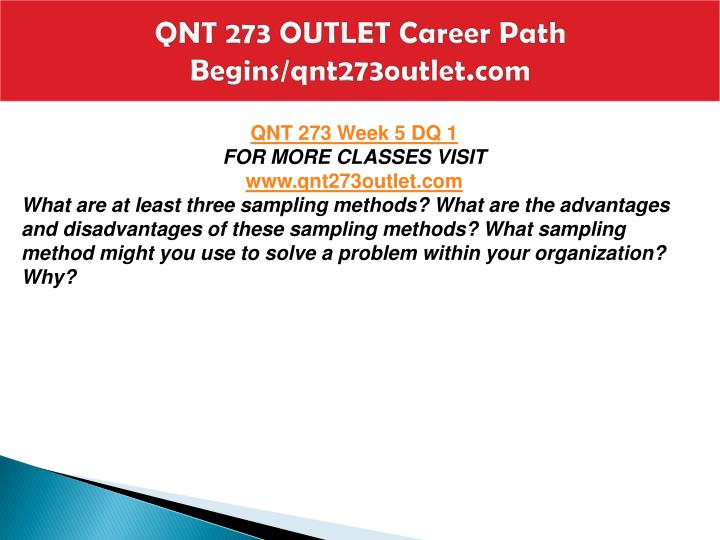 QNT 273 OUTLET Career Path Begins/qnt273outlet.com