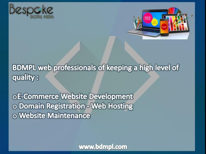 BDMPL web