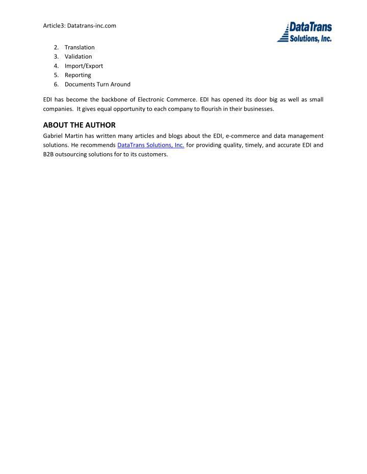 Article3: Datatrans-inc.com