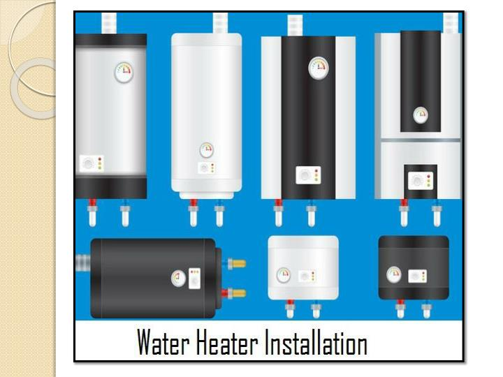 Water heater replacement repair services in surrey bc