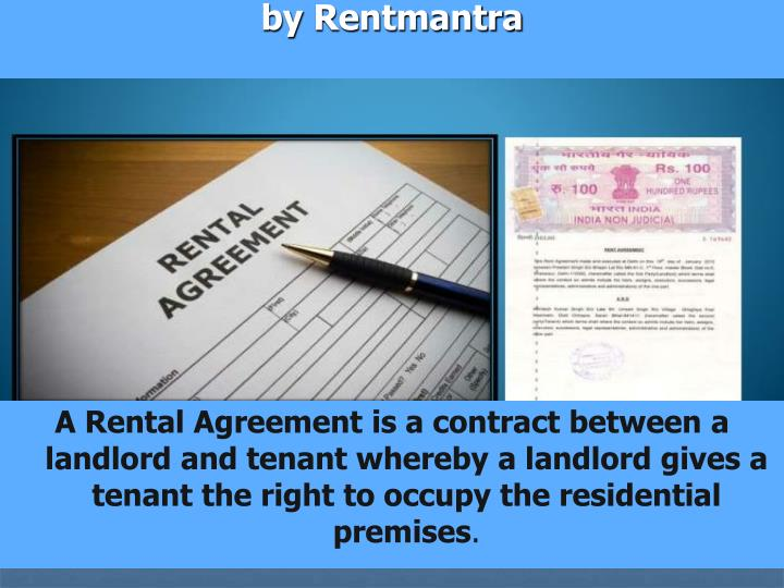 How to Make Rent Agreement Online