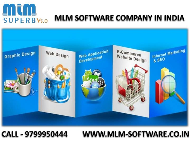 MLM SOFTWARE COMPANY IN INDIA