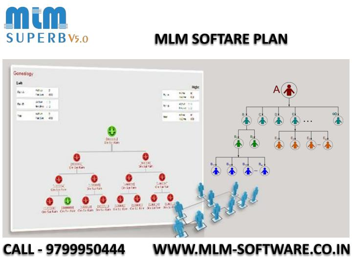 MLM SOFTARE PLAN