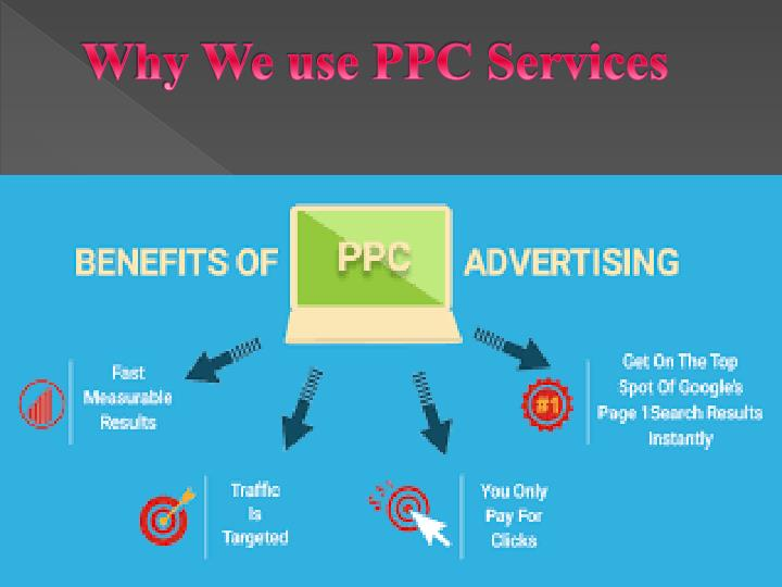 Why we use ppc services